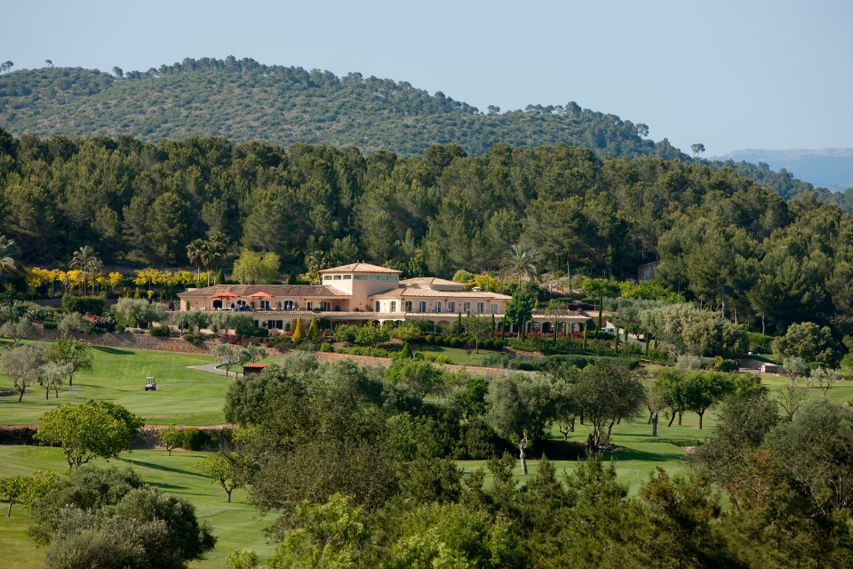 Der Golfplatz Son Muntaner liegt in der Gemeinde Son Vida und ist nur drei Kilometer von der Inselhauptstadt Palma entfernt. (Foto: Arabella Golf Son Muntaner)