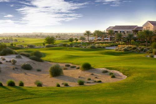 Arabian Ranches Golf