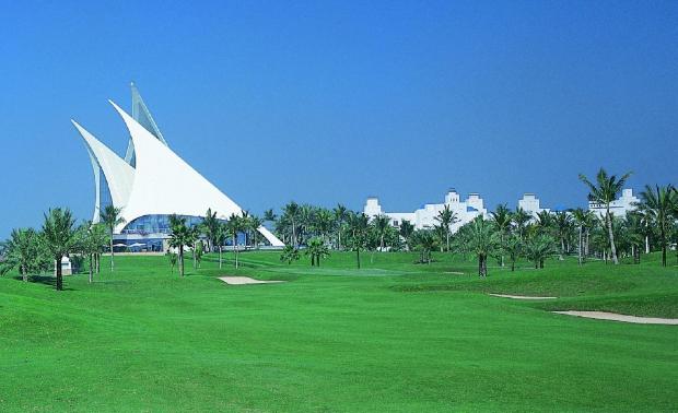 Dubai Creek Golf