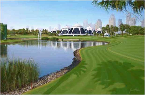 Emirates Golf