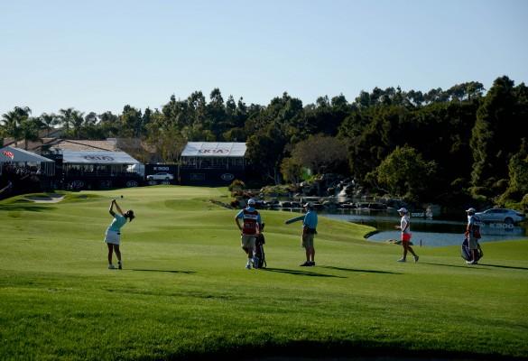 Impressionen der LPGA KIA Classic 2015 im Aviara Golf Club (Foto: Getty)
