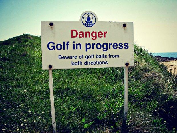 danger-golf-in-progress