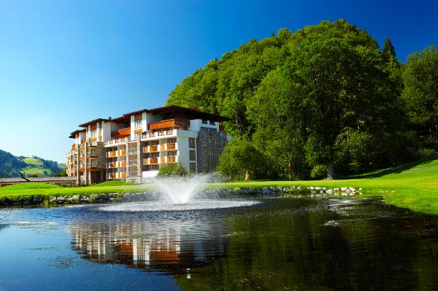 Hotel Grand Tirolia 2012