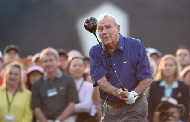 Arnold Palmer; Masters 2015 Version 2