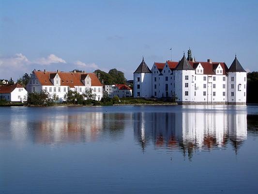 <h2>Schloss Glücksburg</h2>