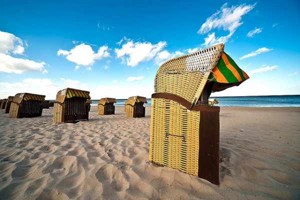 <h2>Der Strand wartet</h2>