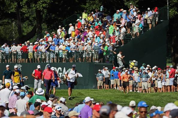 7 PGA Championship Tag 1