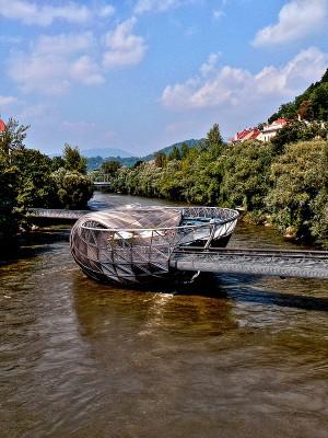 <h2>Murinsel Graz</h2>