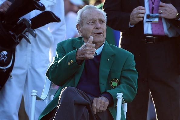 """Arnold Palmer bleibt """"The King"""" - Bilder eines bewegten Lebens"""