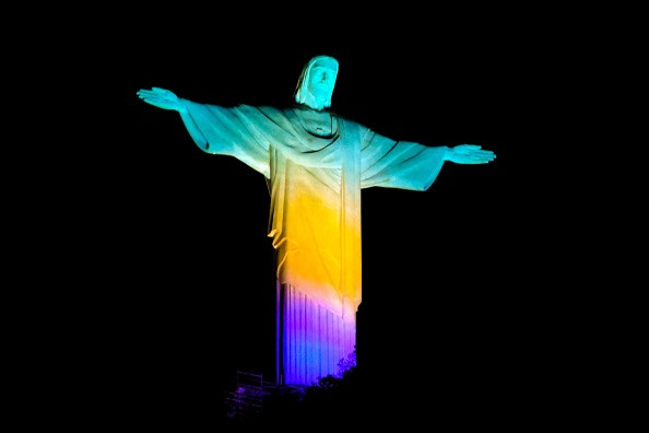 Christus-Statue