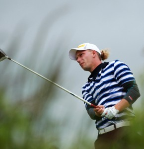 Siem bei den Irish Open