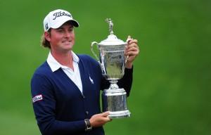 Sieger der U.S. Open: Webb Simpson (26) Foto: AFP