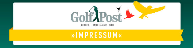 Golf Post Impressum