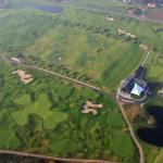Tolle Anlage: Die Halmstadt Golfarena. Foto:Halmstadt Golfarena