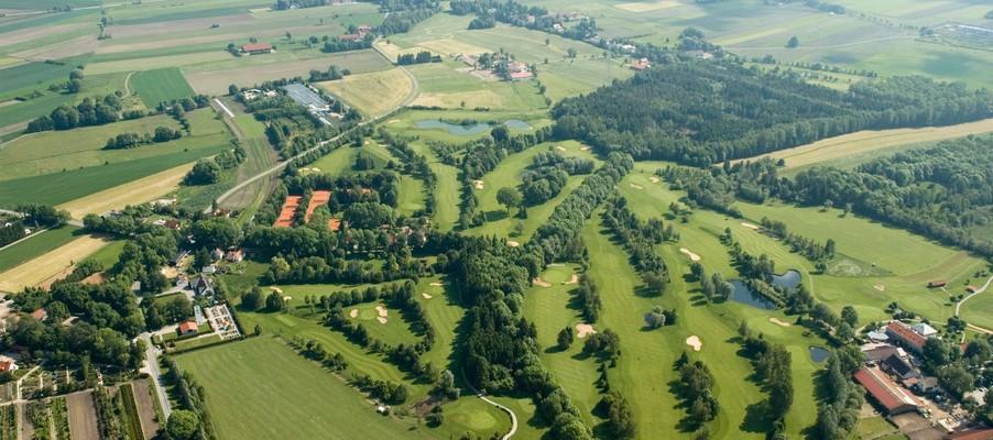 Impressionen vom Golfplatz Eschenried. (Bild: Münchner Golf Eschenried)