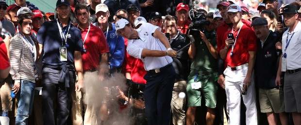 rory mcilroy beim ryder cup