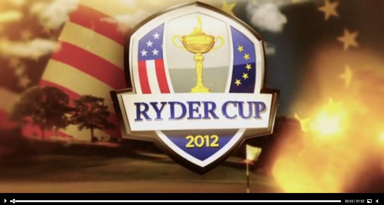Ryder Cup Stream Screenshot