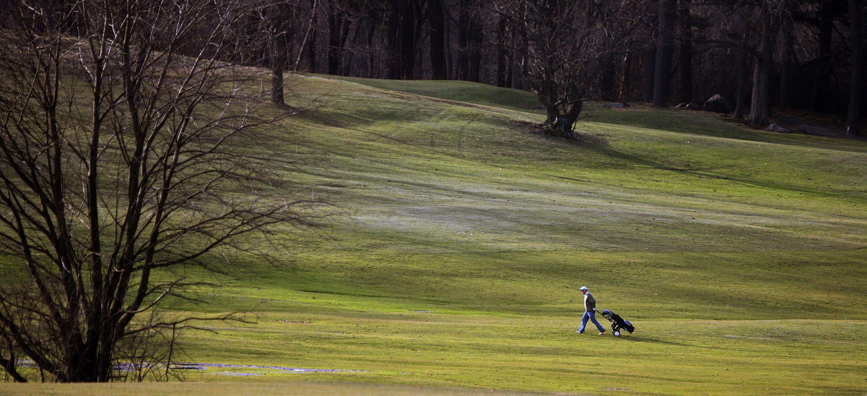 Immerhin: Je niedriger die Temperaturen, desto ungestörter ist man auf der Runde. (Foto: Getty)