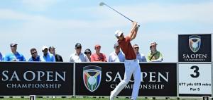 Henrik Stenson führt die SA Open Championship souverän an (Foto: Getty)