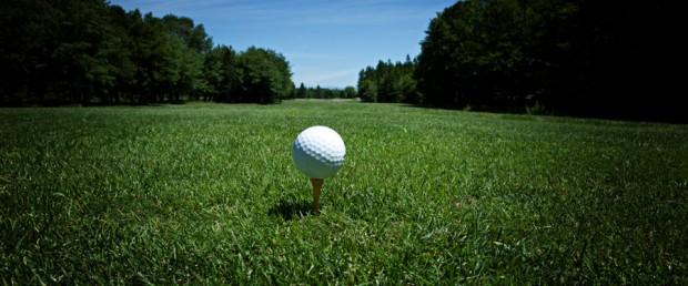 Golfschwung mit Handgelenk - So geht's