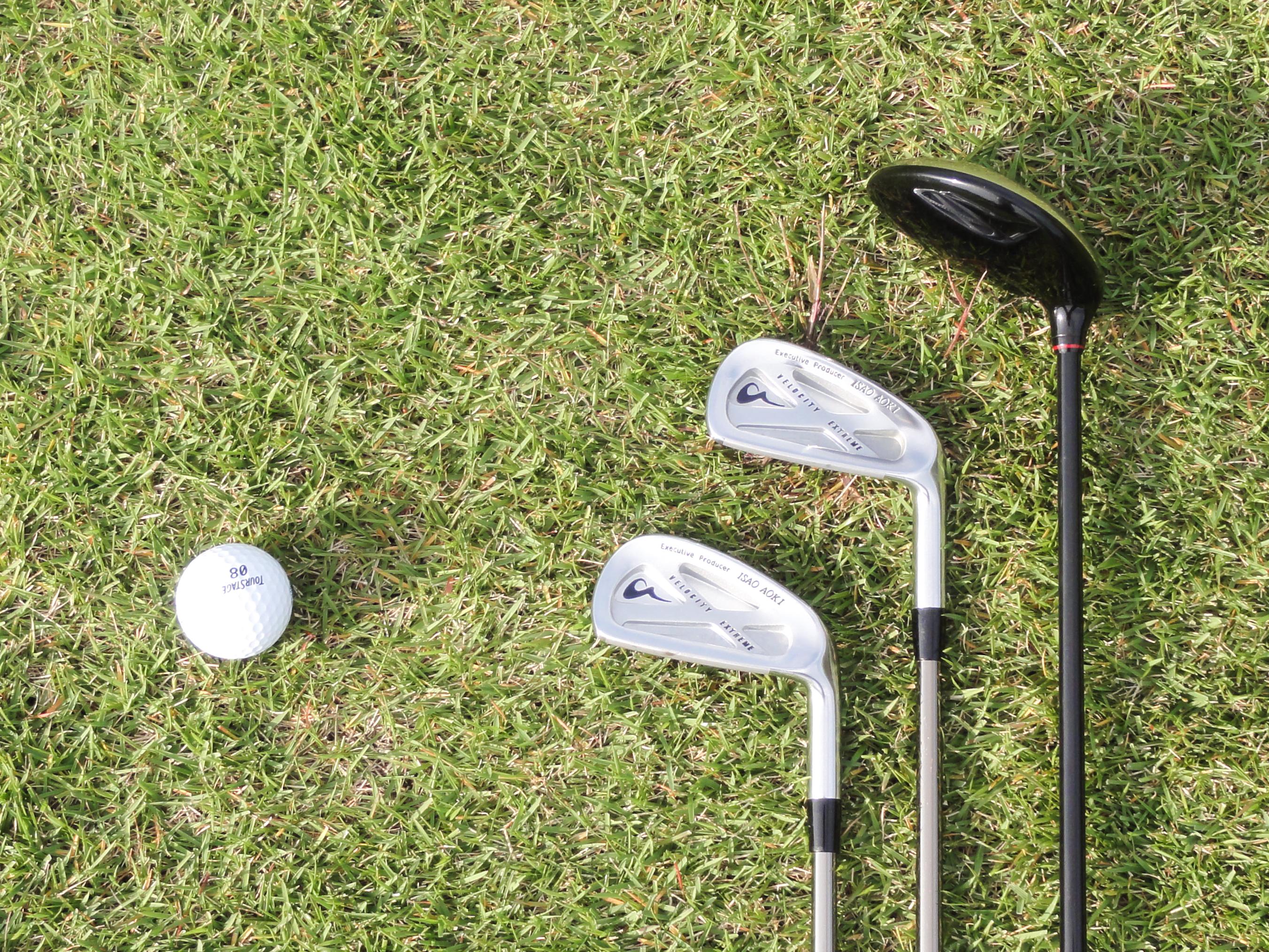 Das richtige Golfgeschenk zu finden ist nicht immer leicht (Foto: Yuki Shimazu)
