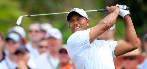 Auf dem Weg zu seinem möglicherweise achten Sieg beim Arnold Palmer Invitational: Tiger Woods führt nach der dritten Runde (Foto: Getty).
