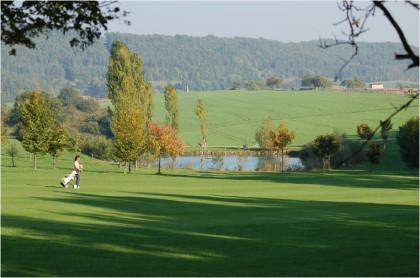 Der Golfclub Steigerwald liegt inmitten der fränkisschen Natur