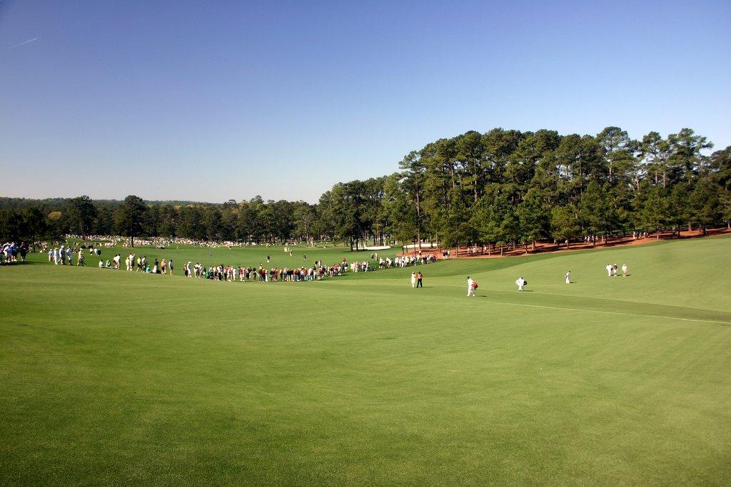 Der Augusta National Golf Club
