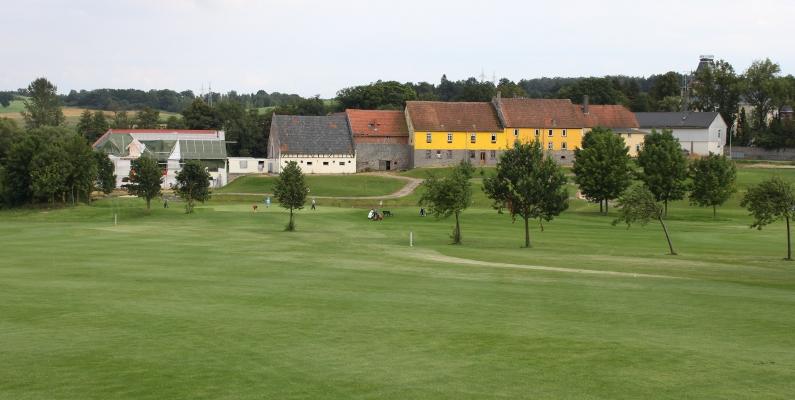 Der Golfpark Schlossgut Sickendorf. (Foto: Golfpark Schlossgut Sickendorf)