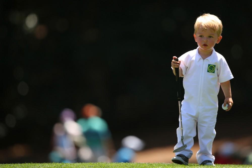 Golf mit Kids
