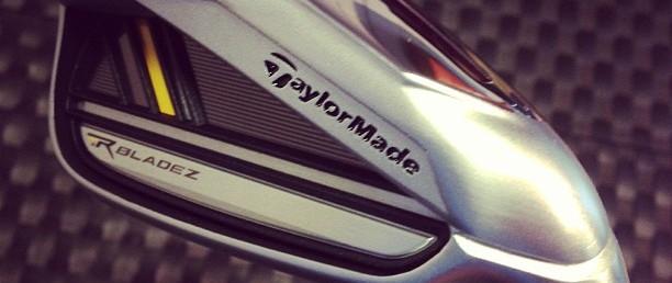 Neue Technik: TaylorMade hat in seine RocketBladez-Eisen Speed Pockets eingebaut (Foto: taylormadegolf.eu)