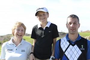 Tom Büschges gewinnt die Tour Series 2012