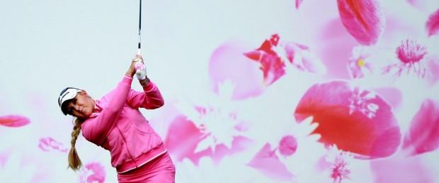 Die LPGA Tour: Die schöne Seite des Spiels. (Foto: Getty)