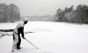 Golf Trainingsplan: Durchhaltevermögen im Winter zahlt sich im Sommer aus. (Foto: Getty)