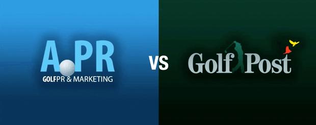 AP.R Golf vs. Golf Post
