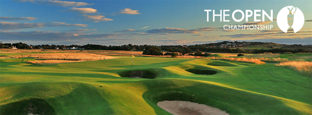 Muirfield Golf Links - Austragungsort der British Open 2013