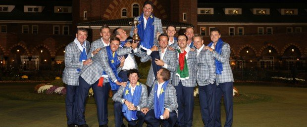 Ryder Cup Team Europa 2012