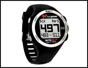 WR67 GPS Golf Uhr
