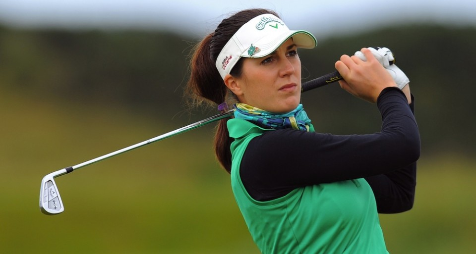 Sandra Gal Women's British Open