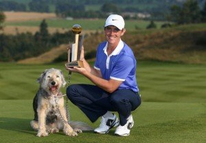 Tommy Fleetwood & Maisy