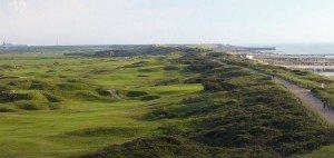 Golfen in Domburg in Südholland. (Foto: Flickr vd_dm)