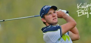 Maximilian Kieffer bloggt bei Golf Post