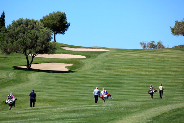 MALLORCA, SPAIN - MAY 11:  A general view of the 10th hole during the first round of the Mallorca Senior Open played at Pula Golf on May 11, 2012 in Mallorca, Spain.   (Photo by Phil Inglis/Getty Images)