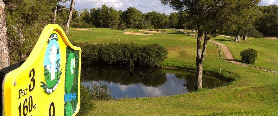 Golf Club de Poniente ist der zweitälteste Club auf Mallorca. (Foto: Golf Post)