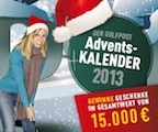 Der Golf Adventskalender 2013 von Golf Post