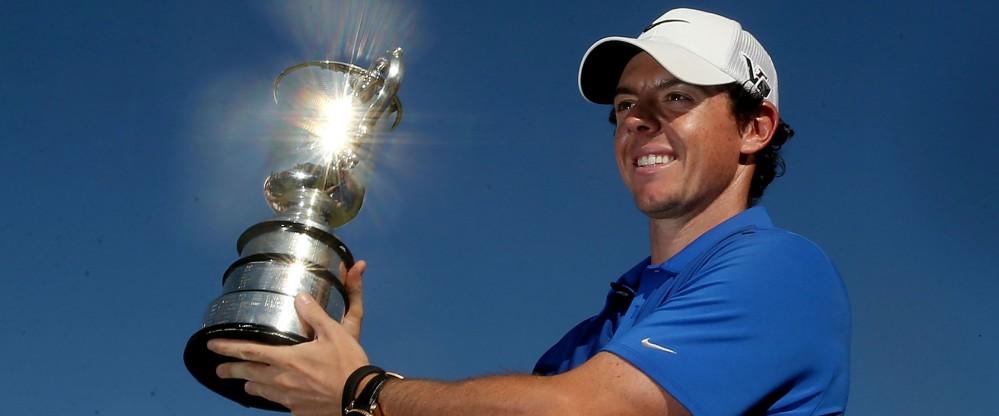Rory McIlroy schnappt dem Lokalmatador Adam Scott am Finaltag den Sieg der Australian Open weg