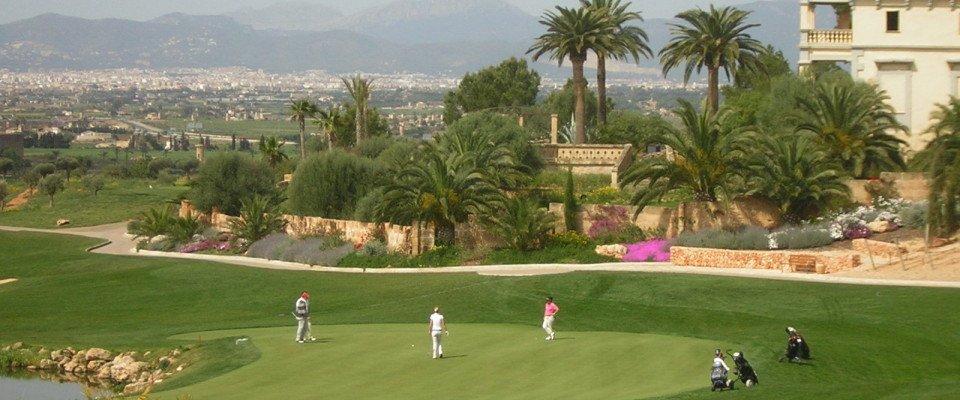 Golf Son Gual Mallorca (Foto: Elmar Schreiber)