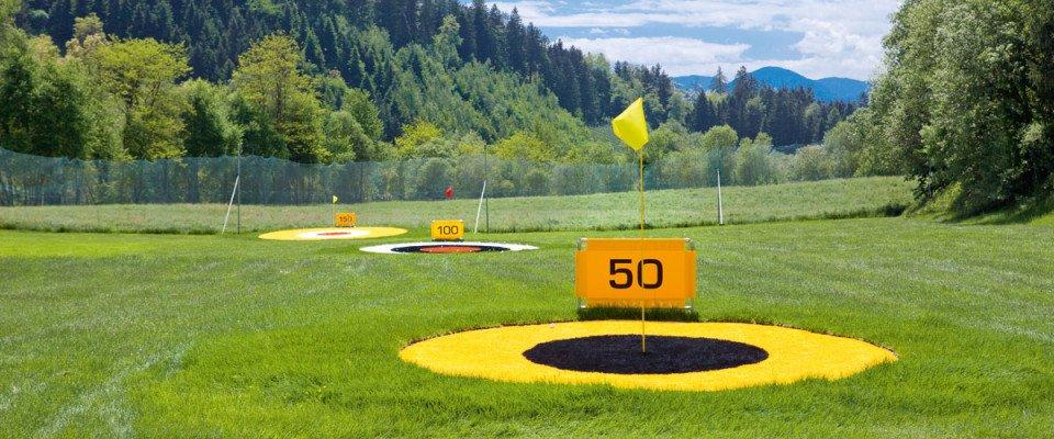 Golfplatz Passeier Meran (Foto: Quellenhof)