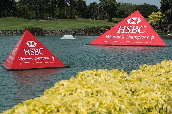 HSBC Womens Champions 2014