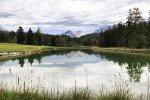 Graubünden bietet eine enorme Golfplatzdichte mit 15 wunderschönen Plätzen (Foto: graubuenden.ch)